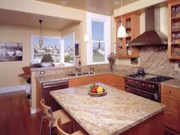 Eat In Kitchen Island Hidden Spaces In Your Small Kitchen Hgtv