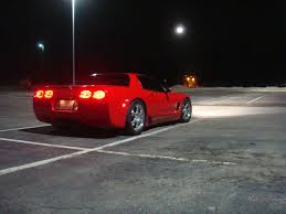 how bout them led taillights corvetteforum