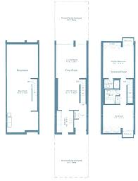 2 Bedroom Condo Floor Plan Carrollsburg A Condominium Floor Plans