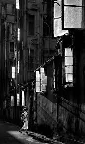 A Kitchen In Black And White Panda S House by 1950s Hong Kong Captured In Street Photography By Fan Ho Bored Panda