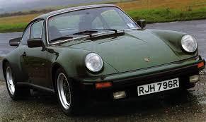 porsche british racing green porsche 911 turbo 1975 whips car designs i admire pinterest
