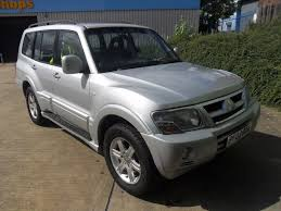 old mitsubishi montero used mitsubishi shogun cars for sale motors co uk