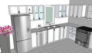 sketchup kitchen design sketchup kitchen design and sketchup kitchen design toururales