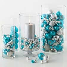 Navy Blue Christmas Decorations Uk by 37 Dazzling Blue And Silver Christmas Decorating Ideas Teal
