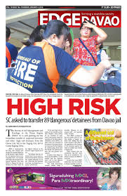 edge10 issue196 january 4 2018 by edge davao the business paper