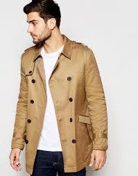 asos trench coat men tradingbasis