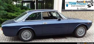 alfa romeo classic blue rental alfa romeo gt 2000 veloce 1972 race cars for sale at