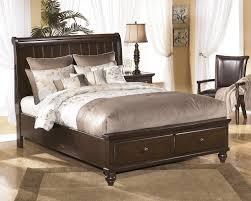 camdyn bedroom set camdyn king cal king storage ftbd b506 56 underbed storage