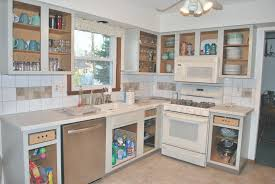 creative kitchen cabinet ideas open shelf kitchen cabinet ideas shelves design modern size