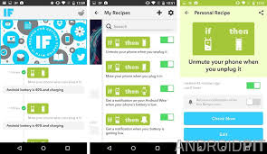 ifttt android 10 delightfully useful ifttt recipes androidpit
