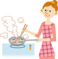 faire de la cuisine au fait à la maison on mange de la cuisine maison l de manger