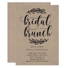wedding shower brunch invitations best 25 rustic bridal shower invitations ideas on