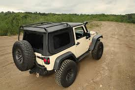 rhino jeep 2 door omix ada 13516 01 exo top 2007 2015 jeep wrangler jk 2 door