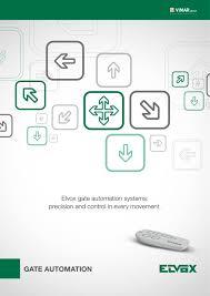 gate automation catalogue vimar pdf catalogues documentation