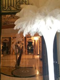 awesome great gatsby party decorations applied for table with