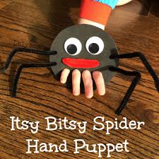 halloween activities for toddlers itsy bitsy spider finger puppet for fine motor play lalymom