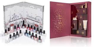 makeup advent calendar 2015 beauty advent calendars makeup and nail advent