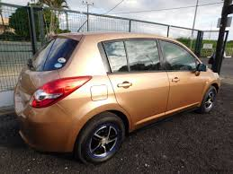 nissan tiida 2008 hatchback used nissan tiida gold 2008 tiida gold for sale camp