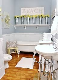 Decorating Bathroom Ideas Fabulous Best Ideas About Seashell - Decorated bathroom ideas