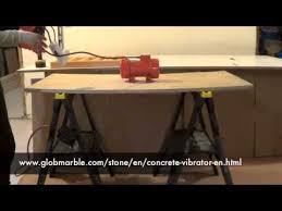 How To Make An Engine Coffee Table How To Make An Inexpensive Concrete Vibrating Table For Concrete
