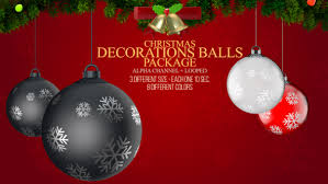 decorations balls package by sonderson videohive