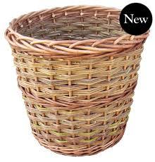 waste paper baskets hamper basketware from j johnson and son
