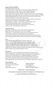 wolfgang puck bar and grill menu las vegas dineries