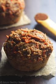 carrot cake bran muffins amy u0027s healthy baking