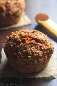 carrot cake bran muffins amy u0027s healthy baking