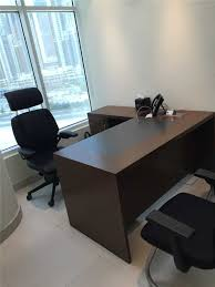 Office Executive Desk L Shape Modern Mfc Office Executive Desk Foh Hma281 Buy Office