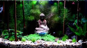 idee deco aquarium buddha aquarium decoration images étonnant idées murales design