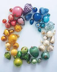the history of antique kugel ornaments martha stewart