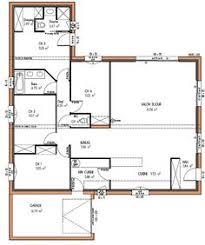 plan maison 100m2 3 chambres plan maison 3 chambres 100m2 bricolage maison