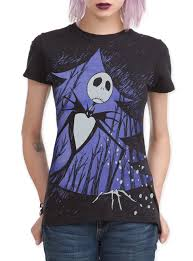 licensed nightmare before shirt topic apparel