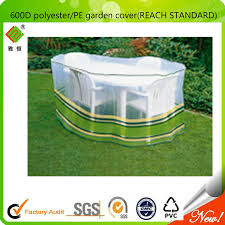Brookstone Patio Furniture Covers Clear Plastic Outdoor Furniture Covers Outdoorlivingdecor