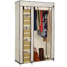 wardrobe wonderful double rail wardrobes built in shoe rack