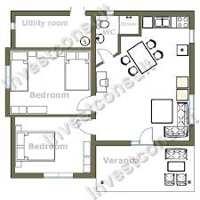 House Plan Layout Floor Enchanting Draw Floor Simple Draw House Plans Home Design