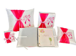 Quinceanera Photo Albums Charra Quinceanera Accessories Pillows Photo Album Guest Book
