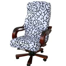 Armchair Protectors Covers Swivel Computer Chair Cover Stretch Office Armchair Protector Seat