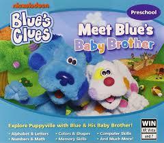 amazon com blues clues meet blue u0027s baby brother jc pc video