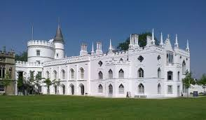 strawberry hill house wikipedia