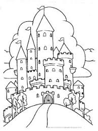 coloring pages castle free coloring pages classical