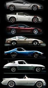 the corvettes evolution of corvettes drivebaby com milton ruben chevrolet