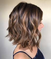 honey brown haie carmel highlights short hair 25 special occasion hairstyles caramel bobs and brown