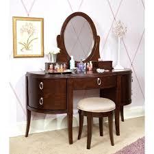 Small Mirrored Vanity Vanities Black Vanity Table With Mirror Black Dressing Table Set