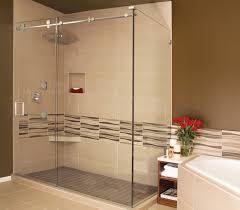 Shower Door Agalite Shower Bath Enclosures The Focal Point Of Bathroom Design