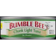 bumble bee chunk light tuna bumble bee chunk light tuna in water 5 oz can walmart com
