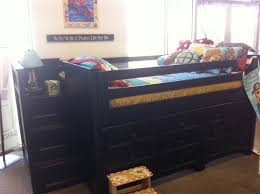 d l mayra full jr loft bed with stairs southlake location