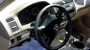 2001 honda civic ex interior 2001 honda civic lx sedan