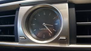 lexus lease deals july 2017 how to set time for your lexus clock with pictures delivering